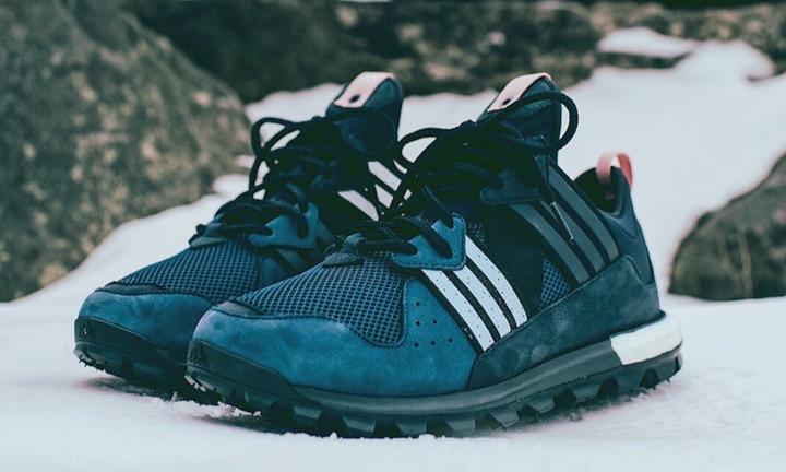 KITH RONNIE FIEG × adidas Trail Boost (キース ロニー・フィーグ アディダス トレイル ブーツ)