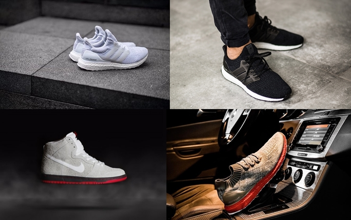 "【まとめ】1/17発売の厳選スニーカー!(adidas ULTRA BOOST 3.0 White/Black)(NIKE SB x Black Sheep Skate Shop ""Wolf in Sheep's Clothing"" Dunk High)(adidas ULTRA BOOST UNCAGED )他"