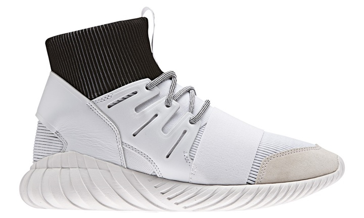 """海外2月発売!adidas Originals TUBULAR DOOM """"White/Black"""" (アディダス オリジナルス チュブラー ドゥーム """"ホワイト/ブラック"""") [BA7554]"""