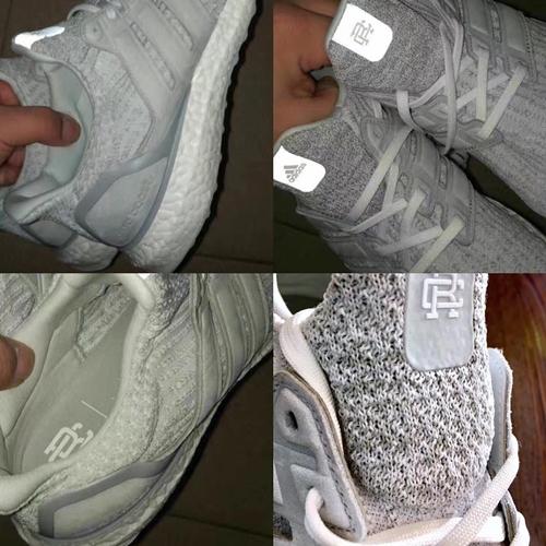 """【リーク】REIGNING CHAMP × adidas ULTRA BOOST 3.0 """"Grey?"""" (レイニング チャンプ アディダス ウルトラ ブースト """"グレー"""")"""