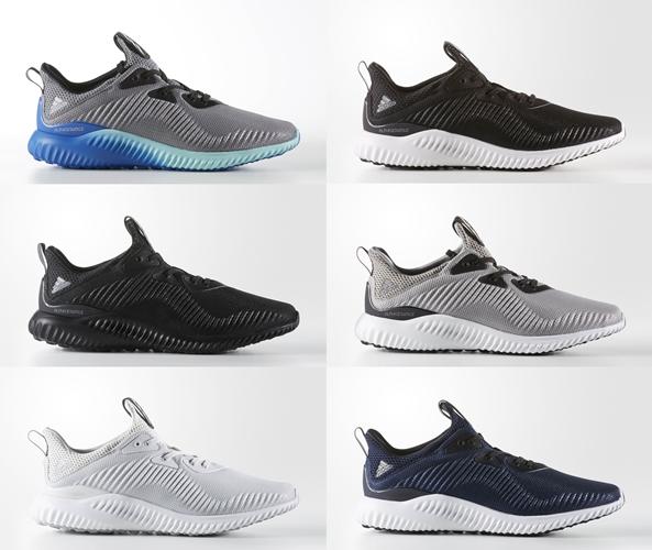 adidas ALPHA BOUNCE m1 6カラー (アディダス アルファ バウンス m1) [BB9035][BW0538,39,40,41,42]
