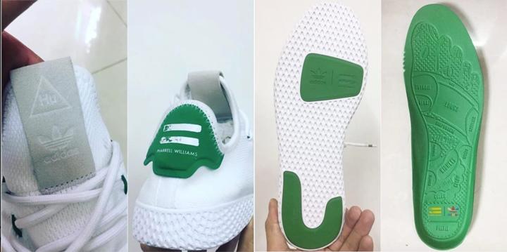"""【リーク】Pharrell Williams x adidas Originals ニューモデル!STAN SMITHに似たNMD HUMAN RACE (ファレル・ウィリアムス アディダス オリジナルス エヌ エム ディー """"ヒューマン レース"""")"""