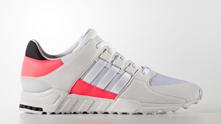 """アディダス オリジナルス エキップメント サポート RF """"ホワイト/ターボ"""" (adidas Originals EQT SUPPORT RF """"White/Turbo"""") [BA7716]"""