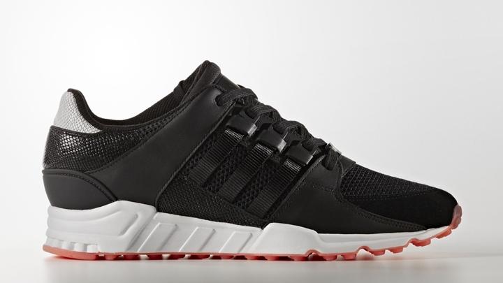 """アディダス オリジナルス エキップメント サポート RF """"コア ブラック/ターボ"""" (adidas Originals EQT SUPPORT RF """"Core Black/Turbo"""") [BB1314]"""