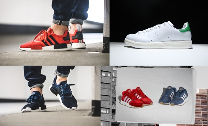 "【まとめ】3/1発売の厳選スニーカー!(adidas Originals NMD_R1 PRIMEKNIT {PK} ""Digital Glitch Pack"")(INIKI RUNNER)(STAN SMITH BOOST)(REEBOK INSTA PUMP FURY ROAD MT)他"