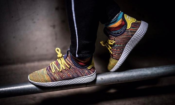 """Pharrell Williams x adidas Originals Human Race """"Multi Color"""" (ファレル・ウィリアムス アディダス オリジナルス ヒューマン レース """"マルチカラー"""")"""