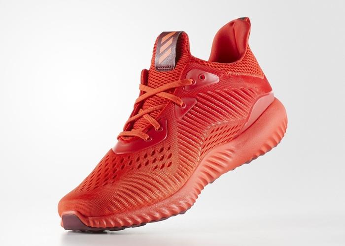 "adidas ALPHA BOUNCE EM {Engineered Mesh} ""Blaze Orange"" (アディダス アルファ バウンス エンジニア メッシュ ""ブレイズ オレンジ"") [BW1202]"