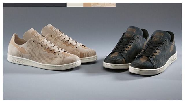 カモフラやドットパターンが選択可能!mi adidas STAN SMITH DECONがカスタマイズ開始!(マイアディダス スタンスミス デコン)
