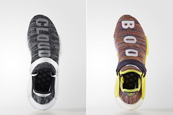 """2017年 秋以降発売予定!Pharrell Williams x adidas Originals Human Tennis """"Mluti/Oreo"""" (ファレル・ウィリアムス アディダス オリジナルス ヒューマン テニス """"マルチ/オレオ"""") [AC7359,7360]"""