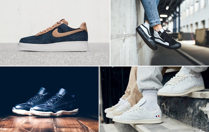 "【まとめ】7/29発売の厳選スニーカー!(NIKE AIR FORCE 1 LOW ""AIZOME"")(AIR JORDAN 11 LOW IE ""Obsidian"")(adidas Consortium Tour SNEAKER EXCHANGE ALIFE&STARCOW ""GAZELLE"" ""STAN SMITH"")(ALYX × VANS OG Style29/43/138 LX)"