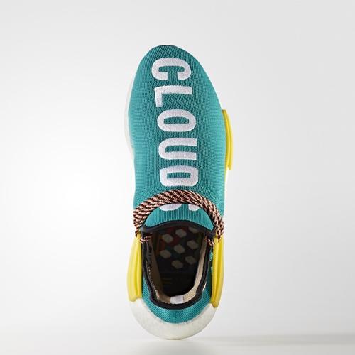 """Pharrell Williams x adidas Originals NMD Human Trail """"Sun Grow"""" (ファレル・ウィリアムス アディダス オリジナルス ヒューマン エヌエムディー トレイル """"サン グロー"""") [AC7188]"""