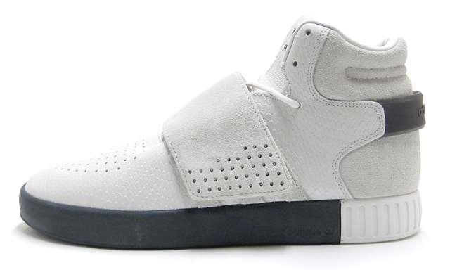 """アディダス オリジナルス チュブラー インベーダー ストラップ """"ホワイト/ブラック"""" (adidas Originals TUBULAR INVADER STRAP """"White/Black"""") [BY3637]"""