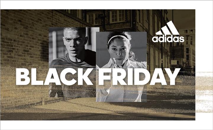 """アディダス ジャパン初「BLACK FRIDAY」キャンペーンが11/24~11/26まで開催!ブラックフライデーをテーマにした""""ULTRA BOOST/EQT""""等もリリース (adidas)"""