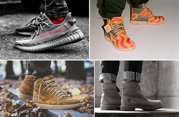 "【まとめ】11/25発売の厳選スニーカー!(adidas Originals YEEZY 350 BOOST V2 ""BELUGA 2.0"")(SUPREME x Timberland)(NIKE AIR JORDAN 1 RETRO HIGH ""Wheat"")(Timberland × WTAPS 6 inch Premium Boot)他"