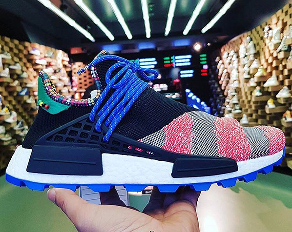 """【リーク】2018年 秋発売予定!Pharrell Williams x adidas Originals NMD TRAIL HU """"Afro Pack"""" (ファレル・ウィリアムス アディダス オリジナルス エヌ エム ディー トレイル ホーリー ヒューマン レース """"アフロ パック"""")"""