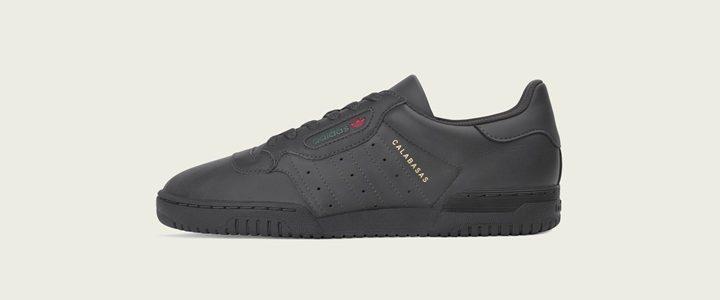 """【取り扱い店舗*随時更新】 国内3/17発売!adidas Originals YEEZY POWERPHASE """"Core Black"""" (アディダス オリジナルス イージー パワーフェーズ アディダス オリジナルス) [CG6420]"""