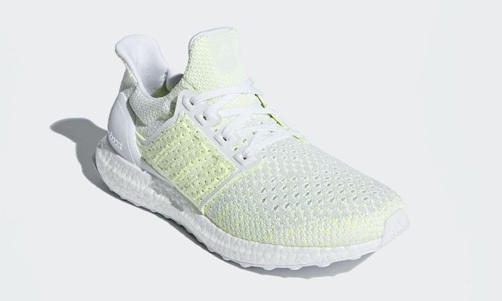 """6/14発売!adidas ULTRA BOOST CLIMA """"White/Solar Yellow"""" (アディダス ウルトラ ブースト クライマ """"ホワイト/ソーラー イエロー"""") [AQ0481]"""