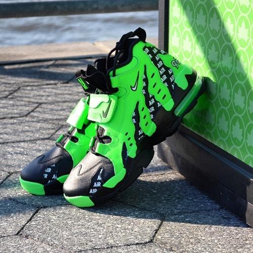"""ナイキ エア ディーティー マックス 96 """"レイジ グリーン"""" (NIKE AIR DT MAX 96 """"Rage Green"""") [AQ5100-300]"""