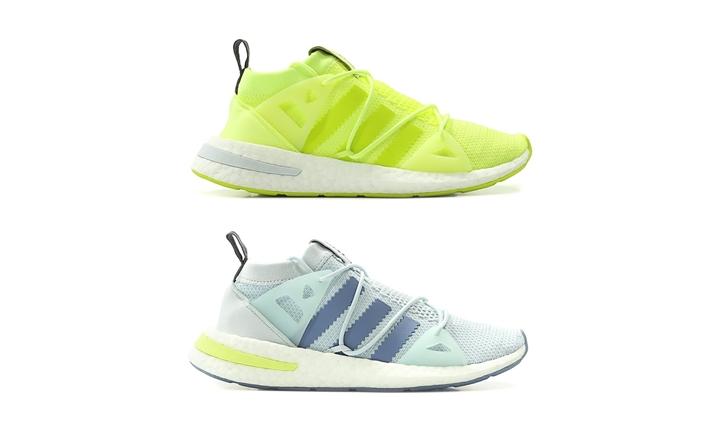 ニューカラーが6/26発売!次世代の女性のためだけに創り出された ニューシルエット「adidas Originals ARKYN-アディダス オリジナルス アーキン」 [B28111,28112]