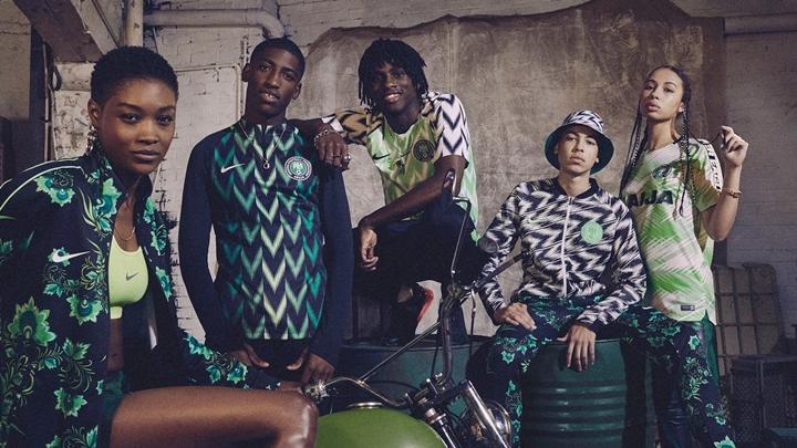 6/2発売!感情表現豊かなチームのカリスマ性を表現した、鮮やかな ナイキ ナイジェリア 2018 ナショナル チーム コレクション (NIKE NIGERIA 2018 NATIONAL TEAM COLLECTION)