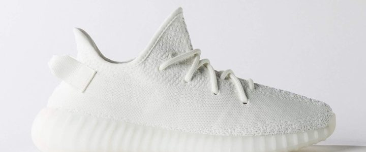 "【1/26 再発売】adidas Originals YEEZY 350 BOOST V2 ""Triple White/Cream White"" [CP9366]"