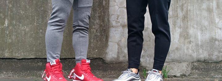 【ナイキ スウェット パンツ】テック フリース 全サイズ履き比べ!サイズ感は?ダボつき感は? (NIKE TECH FLEECE)