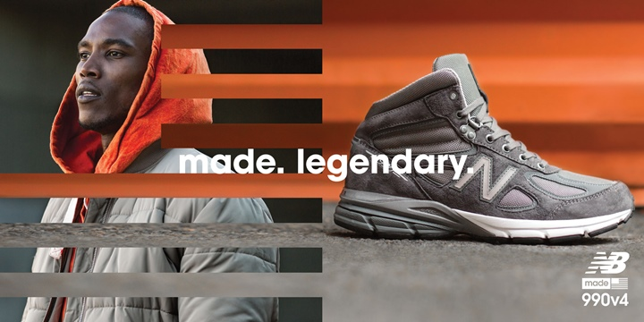 online store 2da22 180ae New Balance USA製 990シリーズの最新バージョン「990v4」から ...