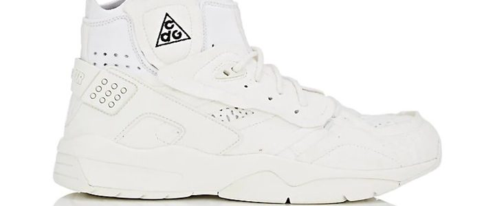 "【続報】COMME des GARCONS HOMME 2018-2019 F/W × NIKELAB ACG MOWABB ""White"" (コム デ ギャルソン オム ナイキラボ エーシージー モワブ ""ホワイト"")"