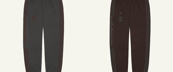 【11/17 発売】YEEZY SEASON Calabasas TRACKPANTS (イージー シーズン カラバサス) [EA1900/EA1901]