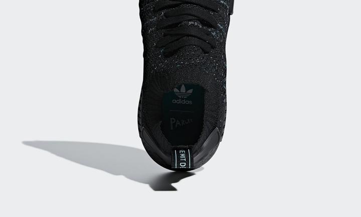 11/7発売予定!Parley for the Oceans × adidas Originals NMD_R1 STLT PRIMEKNIT {PK} (パーレイ・フォー・ジ・オーシャンズ アディダス オリジナルス エヌ エム ディー プライムニット) [AQ0943]