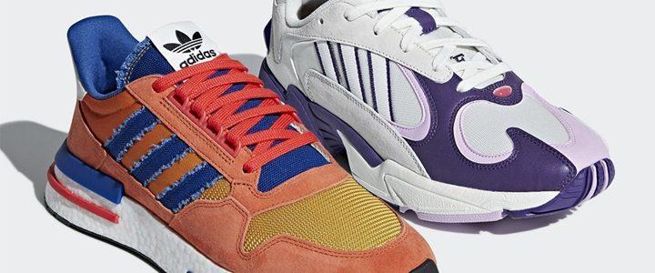 【9/29 発売】悟空VSフリーザ!宿敵同士のDRAGON BALL Z × adidas Originals コラボ(ドラゴンボール Z アディダス オリジナルス) [B42203][D97048]