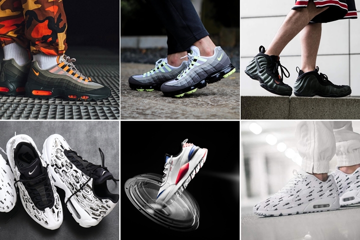 "【まとめ】8/16 発売の厳選スニーカー!(NIKE AIR VAPORMAX 95 OG ""NEON"")(AIR MAX 95 OG ""String/Total Orange"")(AIR FOAMPOSITE PRO ""Sequoia/Black"")(PUMA RS-0 × SOUND)他"