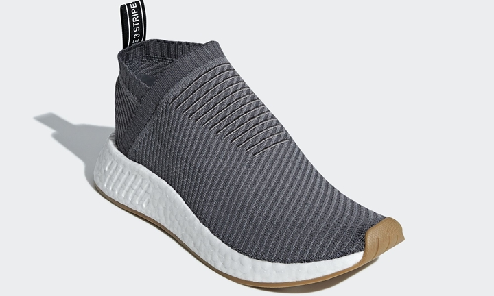 "adidas Originals NMD_CS2 ""Grey Four/Gum"" (アディダス オリジナルス エヌ エム ディー シティ ソック ""グレー フォー/ガム"") [D96742]"