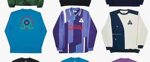 Palace Skateboards 2018 AUTUMN 7th Dropが9/22展開 (パレス 2018 秋)