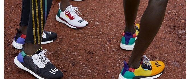 【9/26発売】Pharrell Williams x adidas Originals SOLAR HU Glide (ファレル・ウィリアムス アディダス オリジナルス ソーラー ヒューマン レース グライド) [BB8041/BB8042/BB8044]1