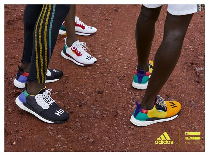 9/26発売!Pharrell Williams x adidas Originals SOLAR HU Glide (ファレル・ウィリアムス アディダス オリジナルス ソーラー ヒューマン レース グライド) [BB8041/BB8042/BB8044]