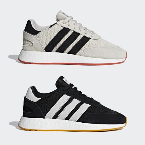 """アディダス オリジナルス I-5923 """"ホワイト/ブラック"""" (adidas Originals I-5923 """"White/Black"""") [D97212,97213]"""