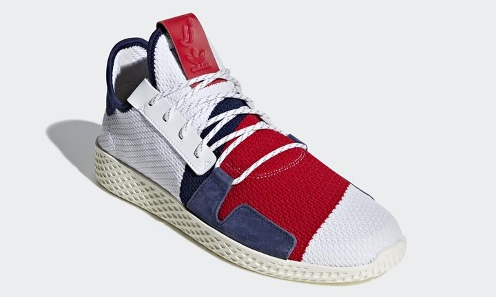 10/20発売予定!Pharrell Williams x BILLIONAIRE BOYS CLUB x adidas Originals Human Race Tennis HU V2 (ファレル・ウィリアムス ビリオネア ボーイズ クラブ アディダス オリジナルス ヒューマン レース テニス V2 2018) [BB9549]