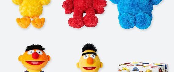 【11/22 発売】KAWS x Sesame Street × UNIQLO 2018 F/W (カウズ セサミストリート ユニクロ 2018 秋冬)