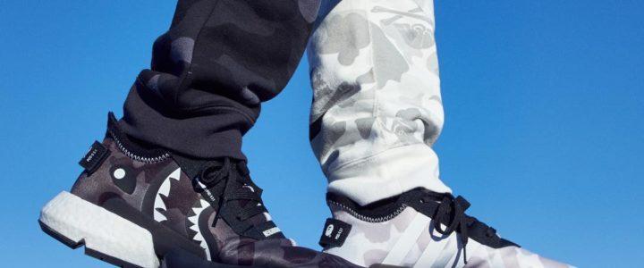 【1/19 発売】NEIGHBORHOOD × A BATHING APE × adidas Originals POD-S3.1 (ネイバーフッド ア ベイシング エイプ アディダス オリジナルス)