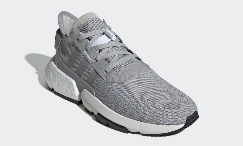 """2019年春夏モデル!adidas Originals POD-S3.1 """"Grey Two/Reflective Silver"""" 2019 S/S (アディダス オリジナルス ピーオーディ """"グレーツー/リフレクティブシルバー"""") [CG6121]"""