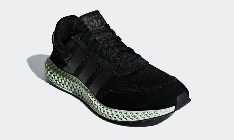 """adidas Originals """"NEVER MADE"""" シリーズ I × 4D """"Core Black""""カラーが12/12発売 (アディダス オリジナルス """"ネバーメイド"""" """"コアブラック"""") [EE3657]"""