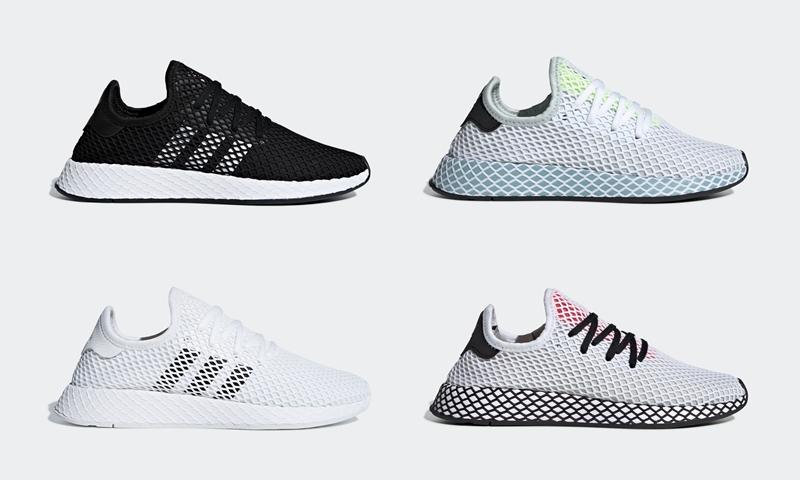 【全4ニューカラー】12/13発売!adidas Originals DEERUPT RUNNER (アディダス オリジナルス ディーラプト ランナー) [BD7890][CG6094][DA8871][DB2686]
