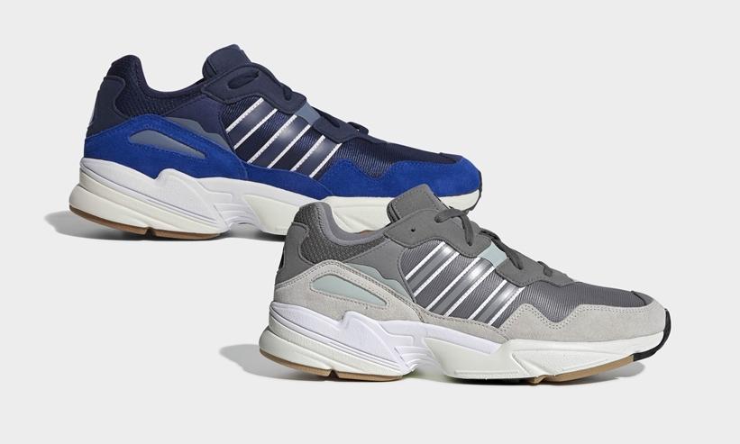 "adidas Originals YUNG-96 ""Deep indigo/Dark Grey"" (アディダス オリジナルス ""ディープインディゴ/ダークグレー"") [G26331,26337]"