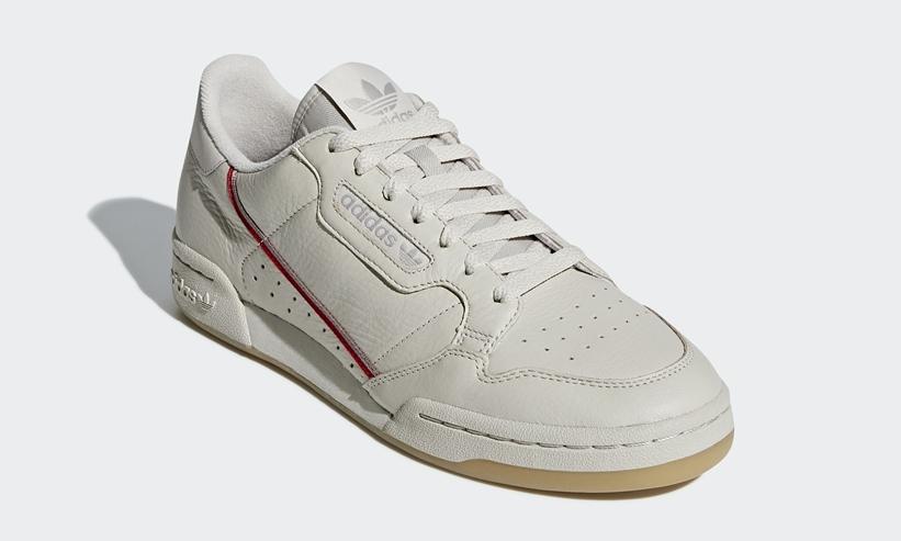 """3月発売!adidas Originals CONTINENTAL 80 """"White/Red"""" (アディダス オリジナルス コンチネンタル 80 """"ホワイト/レッド"""")[BD7606]"""