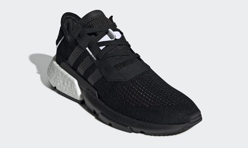 """1/24発売!adidas Originals POD-S3.1 """"Core Black/White"""" (アディダス オリジナルス ピーオーディ """"コアブラック/ホワイト"""") [DB3378]"""