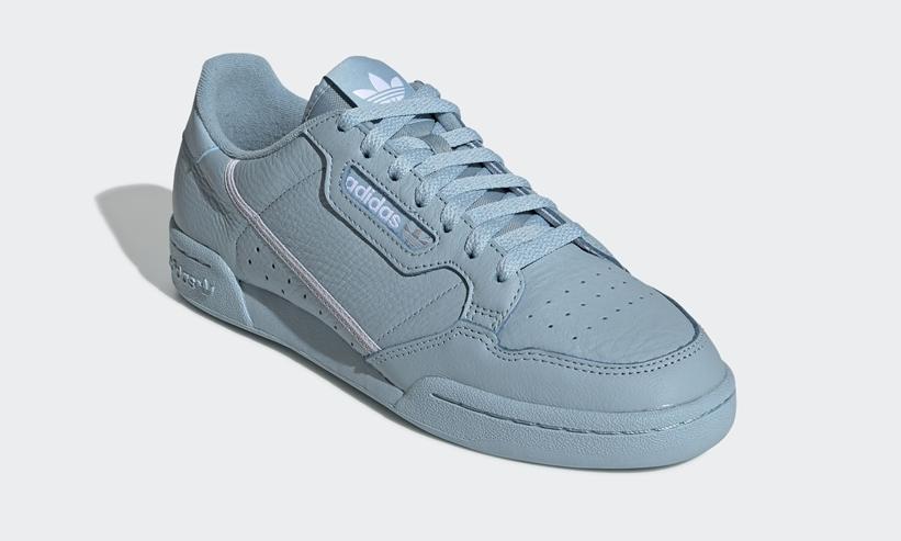 """2月発売!adidas Originals CONTINENTAL 80 """"Ash Grey/Silver Metallic"""" (アディダス オリジナルス コンチネンタル 80 """"アッシュグレー/シルバーメタリック"""")[EE4145]"""