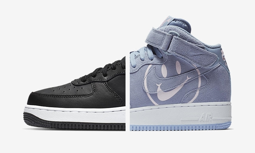 """half off d860e 78a74 ナイキ エア フォース 1 ミッド ND """"ハブ ア ナイキ デイ"""" (NIKE AIR FORCE 1 MID ND """"Have A Nike Day"""")   AO2444-001,400"""