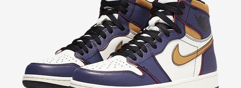 """【5/25 発売】ナイキ SB × エア ジョーダン 1 ハイ OG ディフィアント """"コートパープル"""" (NIKE SB AIR JORDAN 1 HIGH OG DEFIANT """"Court Purple"""") [CD6578-507]"""