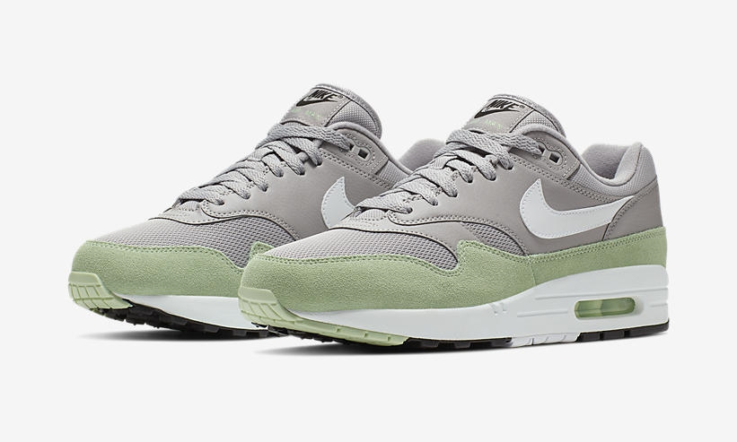 Nike Air Max 1 Shoes Atmosphere GreyWhiteFresh Mint